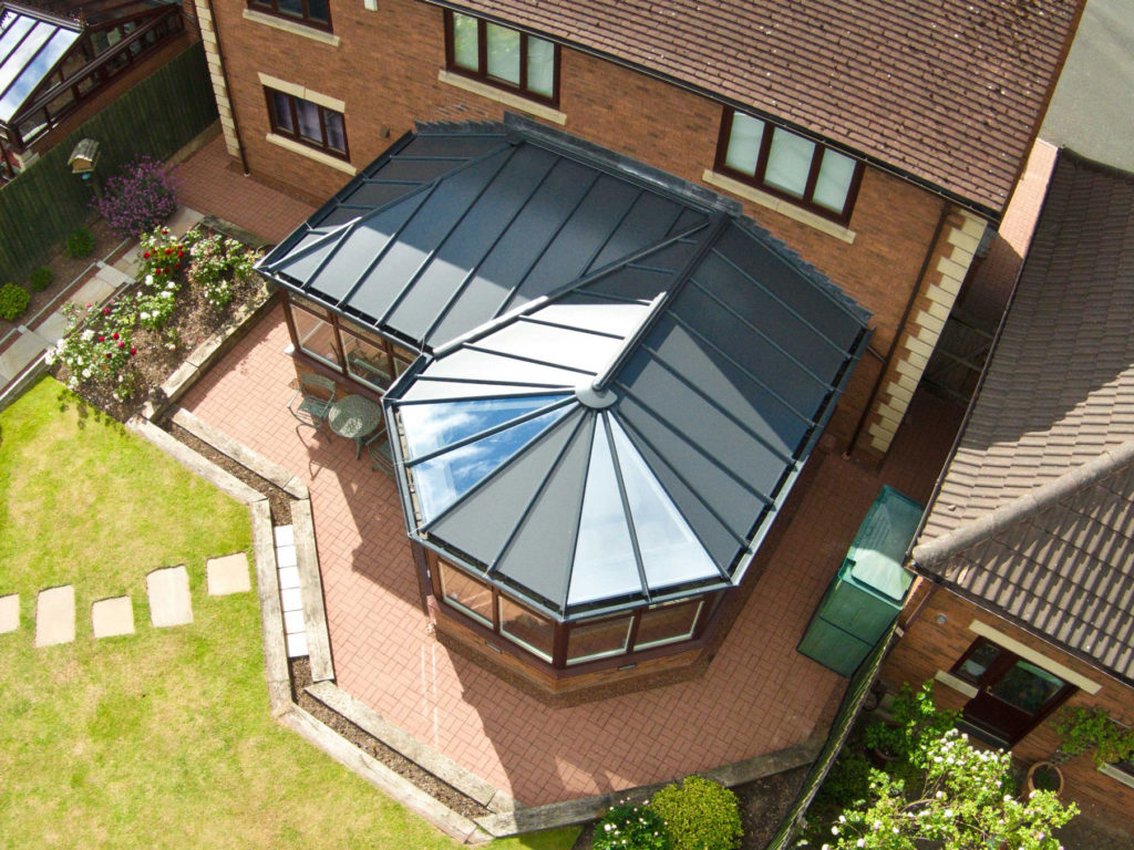 Ultraframe LivinRoof