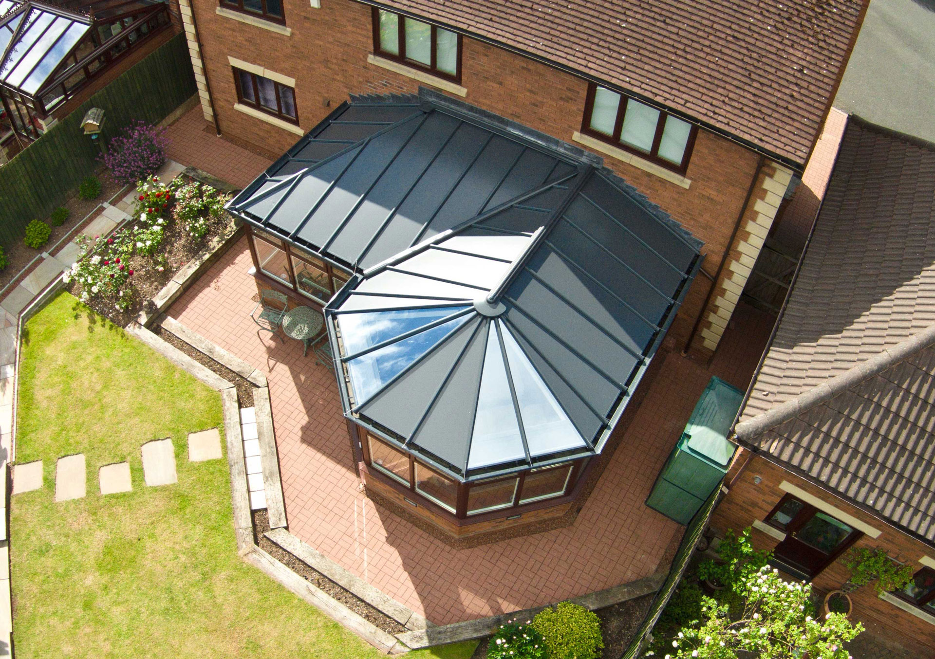 Livinroof Solid Conservatory Roof Conservatory Roofs For