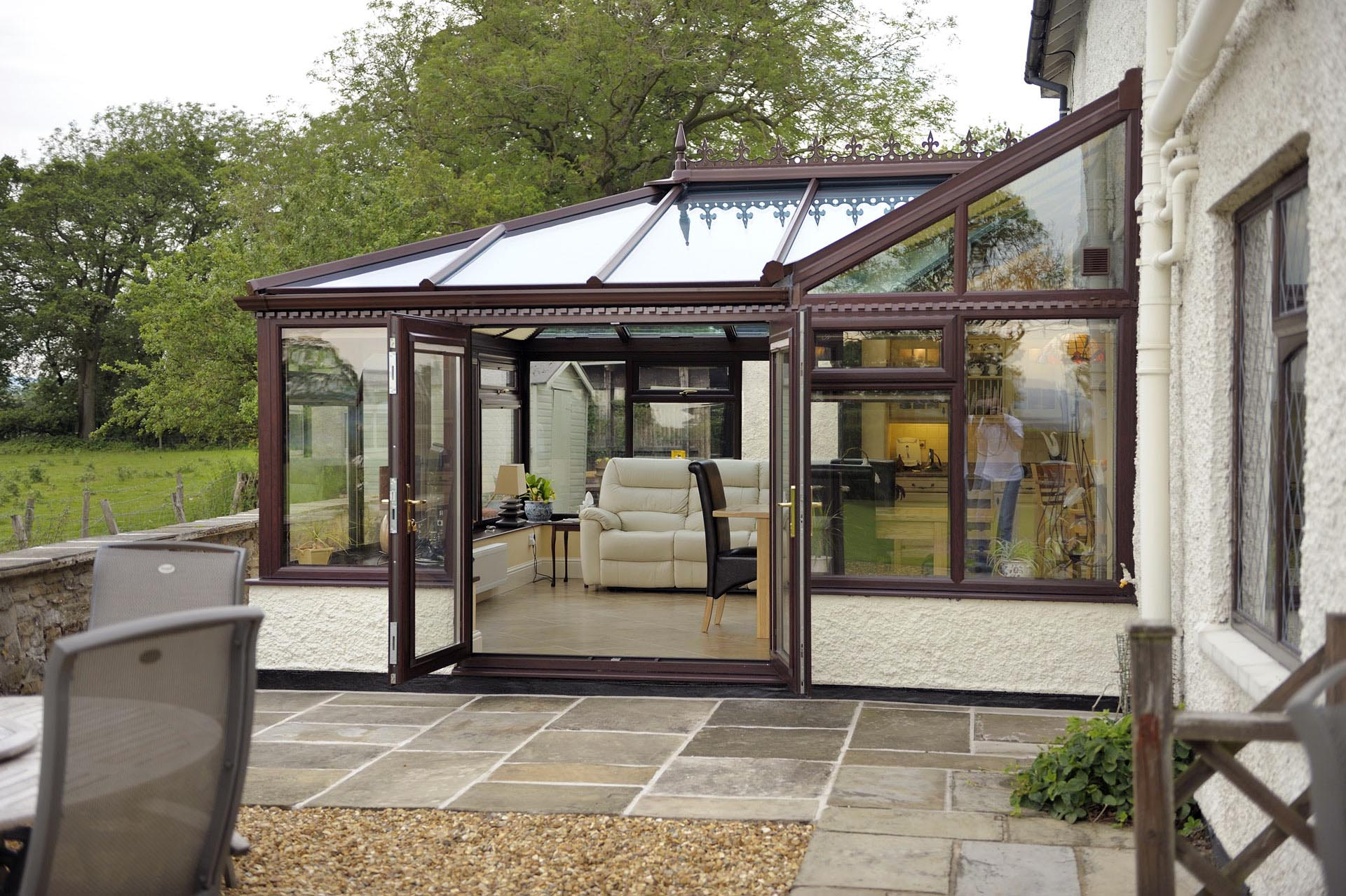 Classic Roof Glass Conservatory Roofs Conservatory