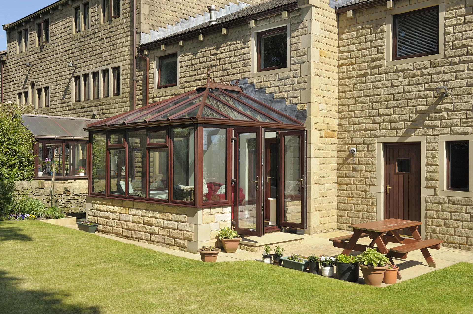 Classic Roof | Glass Conservatory Roofs | Conservatory ...