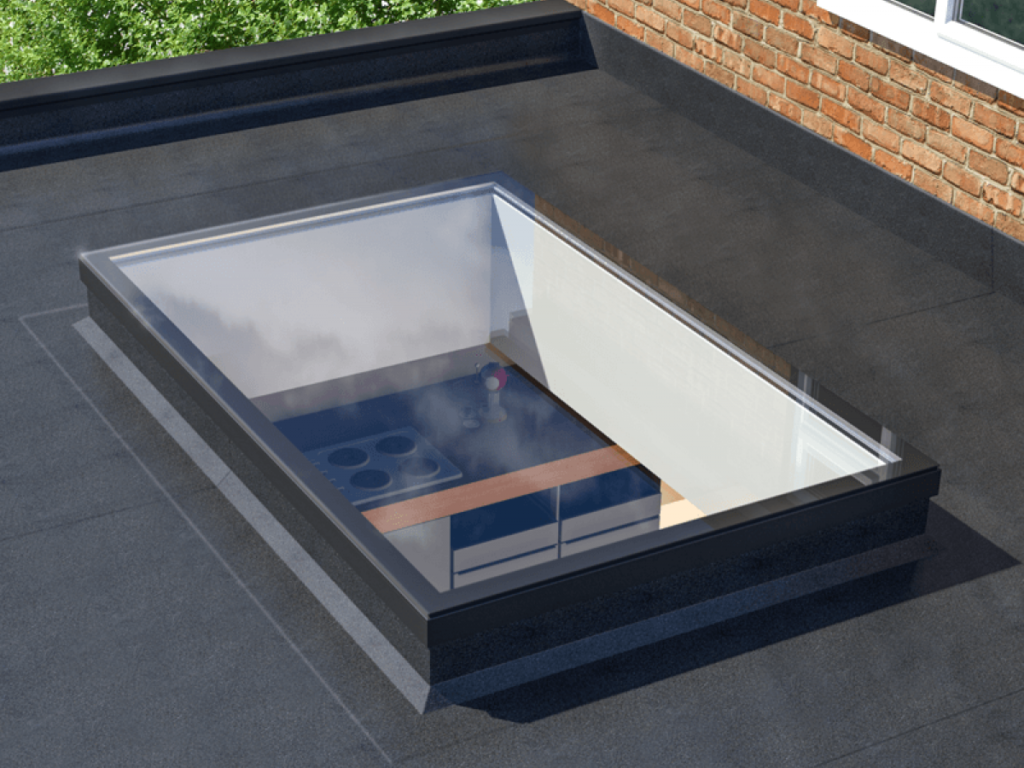 Flat Skylight colours