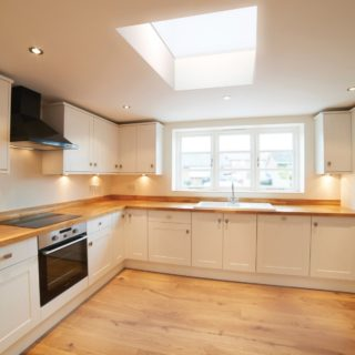 Flat Skylights installations