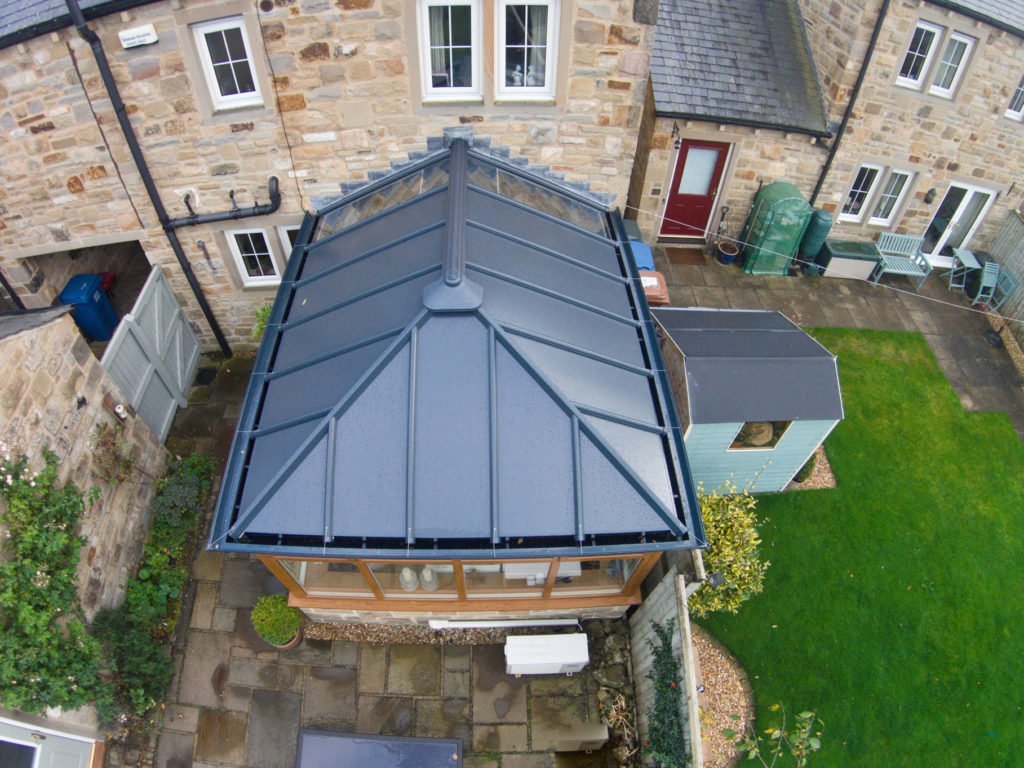 LivinRoof Solid Roof