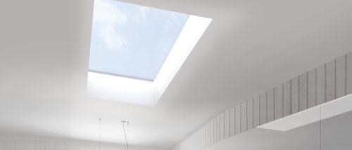 Ultrasky flat skylights