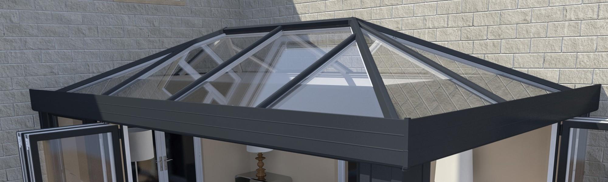 Ultrasky Roof Glass Conservatory Roofs Ultraframe