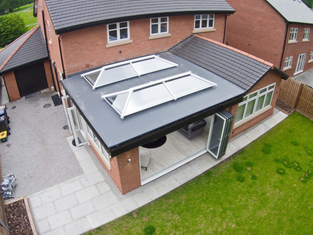 Lantern Roofs East Midlands