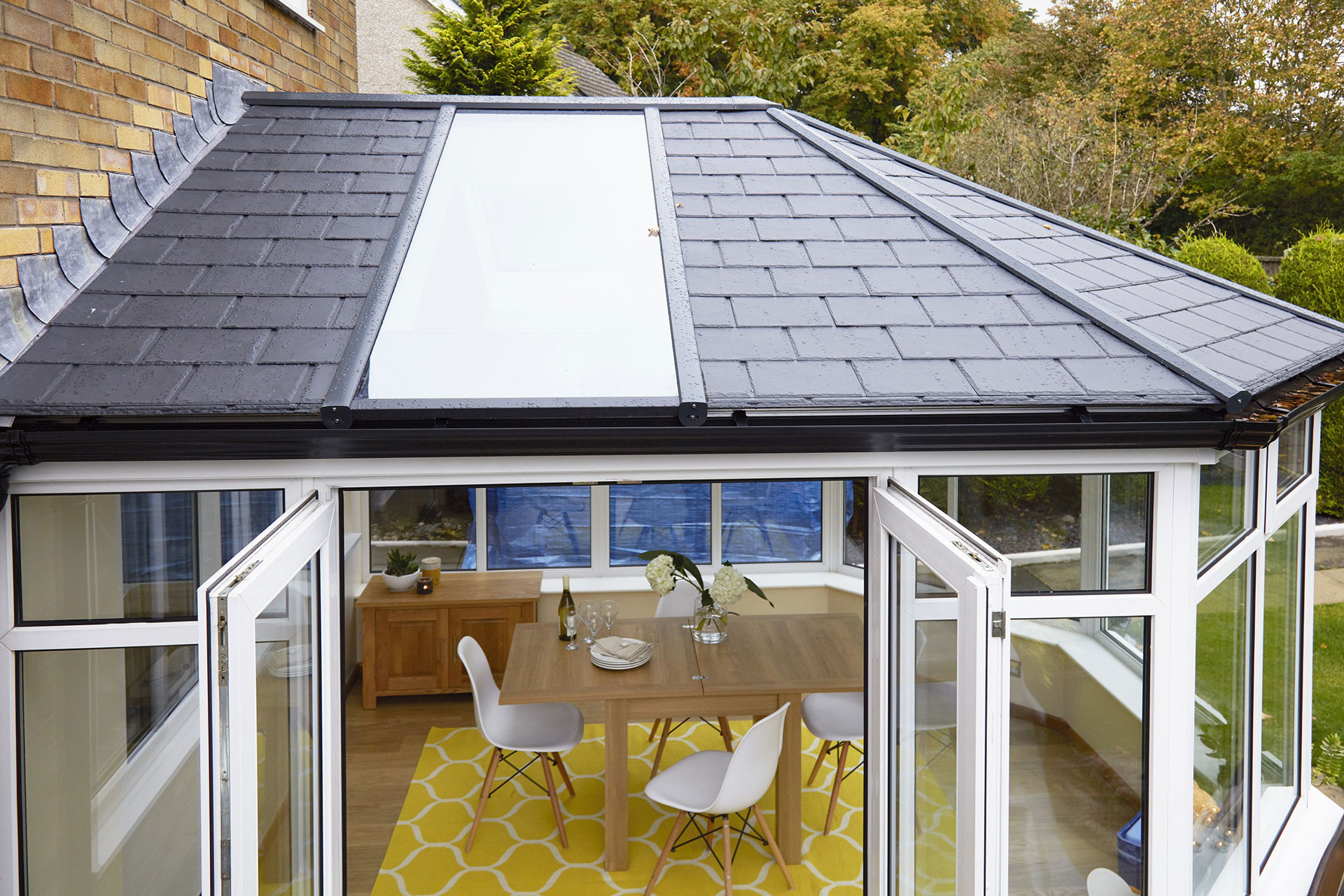 Ultraroof Tiled Conservatory Roofs Conservatory Roofs
