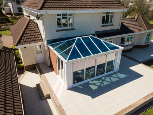 Glass Roof Leicestershire