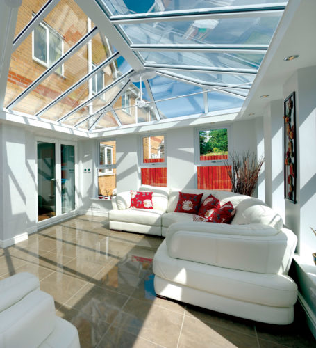 Glass Roof Conservatories Leicester