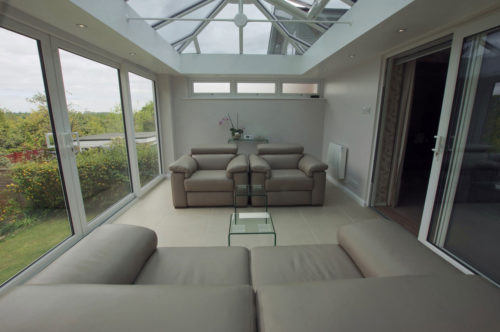 What is an Orangery Leicester